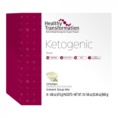 HT Ketogenic Soup